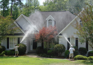 Residential Pressure Washing in Cypress, TX