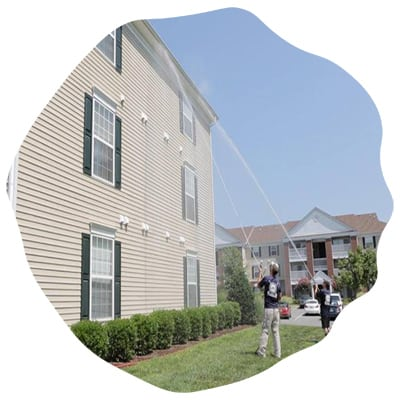 Residential Power Washing Services
